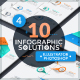 Infographic Solutions. Part 4 - GraphicRiver Item for Sale