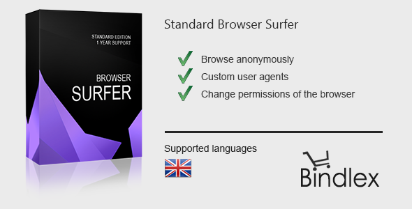 Browser Surfer - CodeCanyon Item for Sale