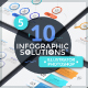 Infographic Solutions. Part 5 - GraphicRiver Item for Sale