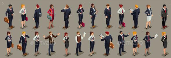 Businessmen  - Vectors