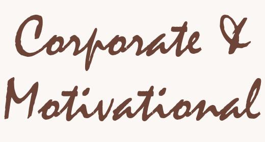 Corporate&motivational