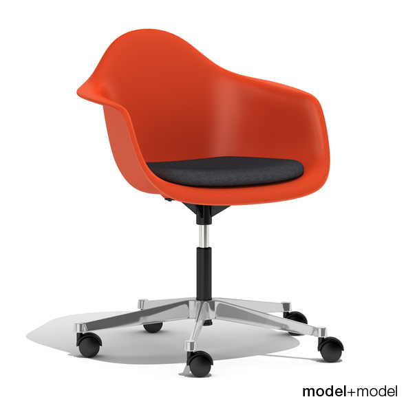 Vitra PACC chair - 3DOcean Item for Sale