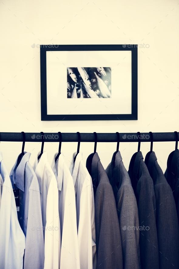 Clothing Shop - Stock Photo - Images