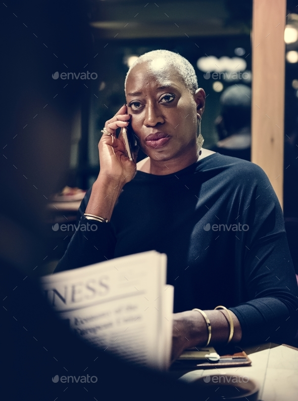 Business people discussing work agreement - Stock Photo - Images
