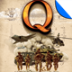 Qanon Posts Military Flyer Template - GraphicRiver Item for Sale