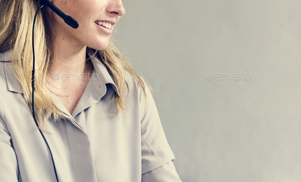 Help desk service - Stock Photo - Images