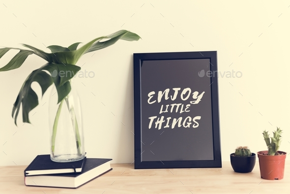 Home interior design minimal simplicity - Stock Photo - Images