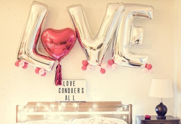 Valentine's celebration - Stock Photo - Images