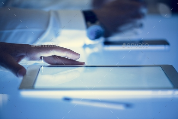 Digital tablet - Stock Photo - Images