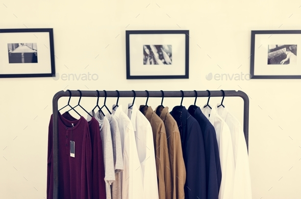 Clothing Shop - Stock Photo - Images