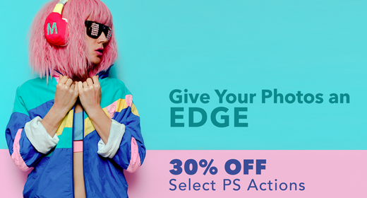 Spring Savings - 30% OFF These PS Actions