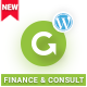 Finance Consulting | GoAhead Consulting - ThemeForest Item for Sale
