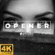 Fashion Opener 4K - VideoHive Item for Sale