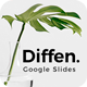 Diffen Google Slides - GraphicRiver Item for Sale