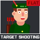 Target Shooting Game - GraphicRiver Item for Sale