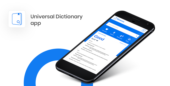 Dictionary App Template on Firebase | Offile Capability | Push Notification - CodeCanyon Item for Sale