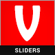 Multipurpose web Sliders - GraphicRiver Item for Sale