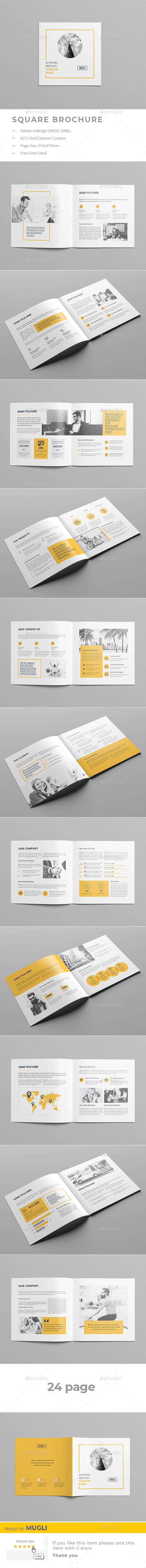 Corporate Square Brochure 2018 - Corporate Brochures