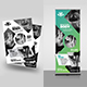 Sports | Fitness | Gym Flyer & Roll-Up Bundle - GraphicRiver Item for Sale