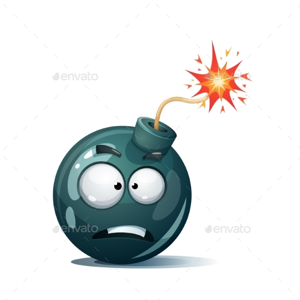 Cartoon Bomb - Miscellaneous Characters