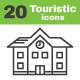 20 Touristic Icons