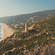Ariel View of Camarinal Lighthouse in Zahara de los Atunes, Spain - VideoHive Item for Sale