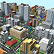 Voxel City - 3DOcean Item for Sale