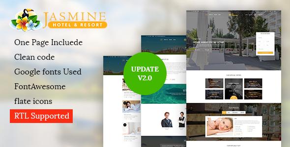 Jasmine Hotel & Travel - Travel Retail