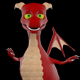 Dragon 3d Character - Dance, Walk, Run - VideoHive Item for Sale