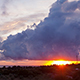 Storm Sunset - VideoHive Item for Sale