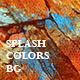 Splash Colors Backgrounds - GraphicRiver Item for Sale
