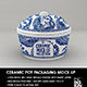 Ceramic Pot Packaging MockUp - GraphicRiver Item for Sale