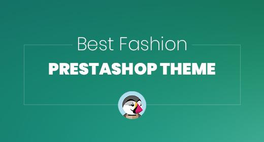 Best Fashion PrestaShop Theme