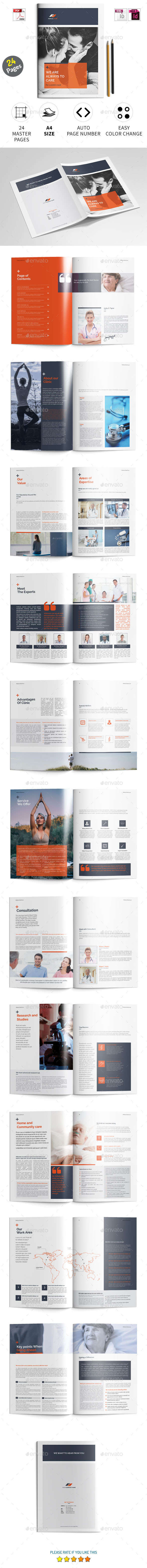 Medical Brochure - Informational Brochures