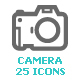 Camera Mini Icon - GraphicRiver Item for Sale