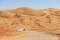 Driving Through The Empty Quarter - PhotoDune Item for Sale