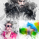 Modern Ink Photoshop Action Bundle