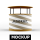 Reception Counter Mockup - GraphicRiver Item for Sale