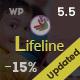 Lifeline - NGO Charity Fund Raising WordPress Theme - ThemeForest Item for Sale