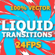 2D FX Liquid Transitions - VideoHive Item for Sale
