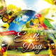 Earth Day Flyer - GraphicRiver Item for Sale