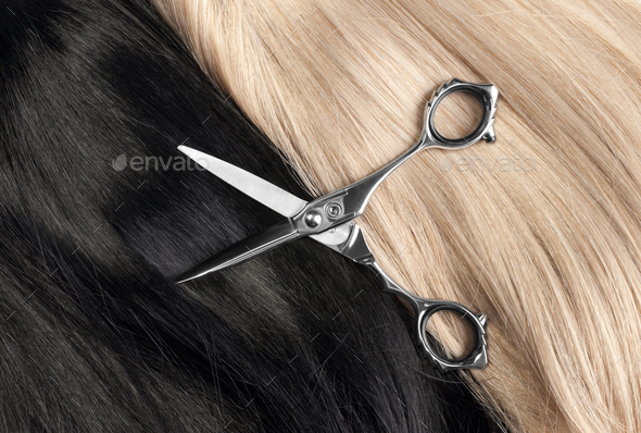 Hairstyle - Stock Photo - Images