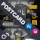 T-Shirt Postcard Templates - GraphicRiver Item for Sale