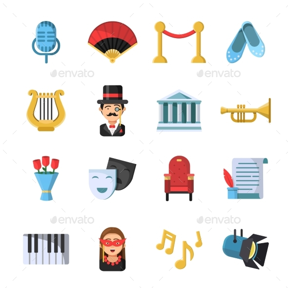 Culture Symbols - Miscellaneous Vectors
