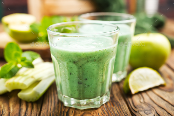 smoothie - Stock Photo - Images