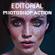 Editorial Professional Photoshop Action - GraphicRiver Item for Sale