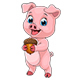 Young Piggy - GraphicRiver Item for Sale