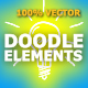Flash FX Doodle Elements - VideoHive Item for Sale