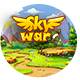 Skywar Complete game with Eclipse project + Admob + Review + Share Button