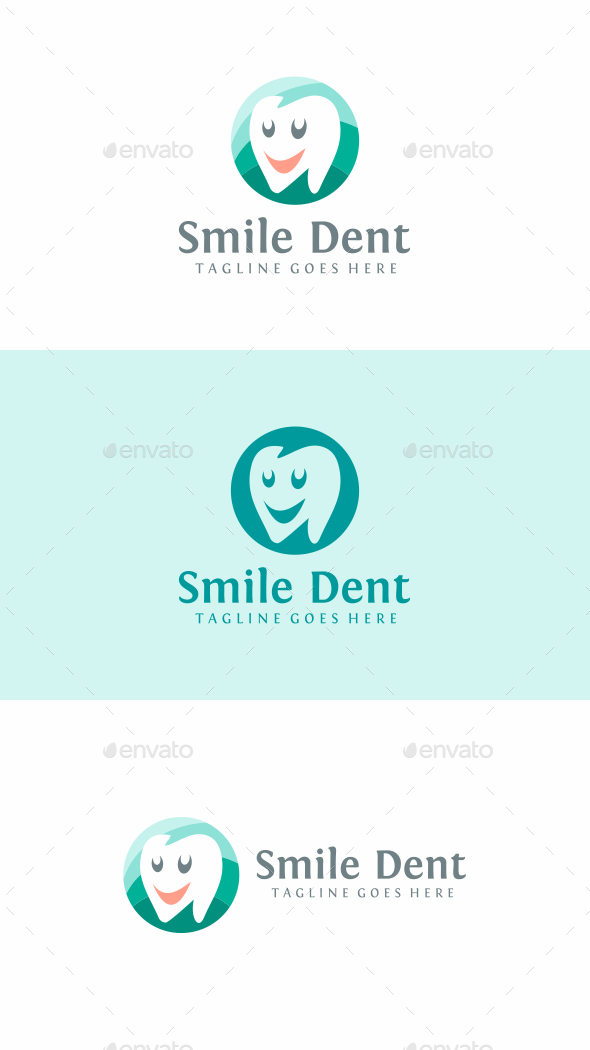 Smile Dent Logo - Objects Logo Templates